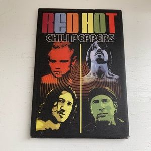 Other - Red Hot Chili Peppers Canvas